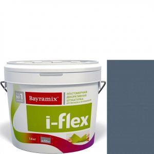"""Фото 5 - Мраморная штукатурка Байрамикс """"Ай-Флекс 090"""" (I-Flex) эластомерная  акриловая, фракция 0,7-1,2 мм  [14кг]  Bayramix."""
