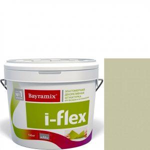 """Фото 10 - Мраморная штукатурка Байрамикс """"Ай-Флекс 094"""" (I-Flex) эластомерная  акриловая, фракция 0,7-1,2 мм  [14кг]  Bayramix."""