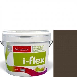 """Фото 10 - Мраморная штукатурка Байрамикс """"Ай-Флекс 096"""" (I-Flex) эластомерная  акриловая, фракция 0,7-1,2 мм  [14кг]  Bayramix."""