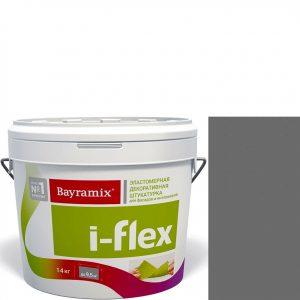 """Фото 9 - Мраморная штукатурка Байрамикс """"Ай-Флекс 097"""" (I-Flex) эластомерная  акриловая, фракция 0,7-1,2 мм  [14кг]  Bayramix."""