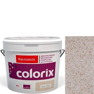 """Фото 9 - Мозаичное покрытие Байрамикс """"Колорикс CL 06"""" (Colorix) декоративное, с добавлением цветных чипсов [4,5кг] Bayramix."""