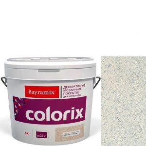 """Фото 9 - Мозаичное покрытие Байрамикс """"Колорикс CL 14-2"""" (Colorix) декоративное, с добавлением цветных чипсов  [9кг]  Bayramix."""
