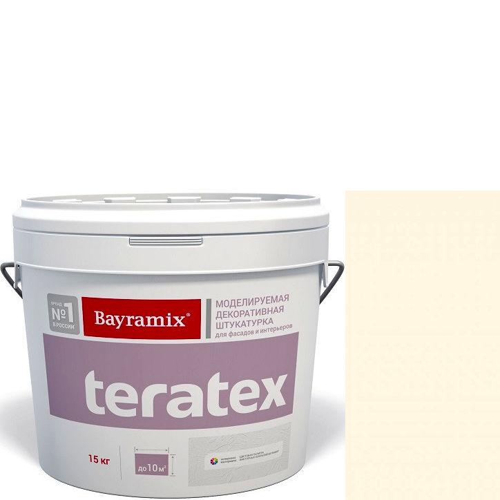 """Фото 2 - Текстурное покрытие Байрамикс """"Тератекс 063"""" (Teratex) текстурное моделируемое с эффектом """"крупная шуба""""  [15кг]  Bayramix."""