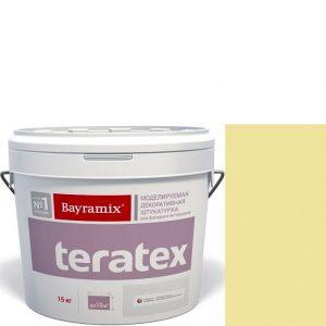 """Фото 3 - Текстурное покрытие Байрамикс """"Тератекс 064"""" (Teratex) текстурное моделируемое с эффектом """"крупная шуба""""  [15кг]  Bayramix."""