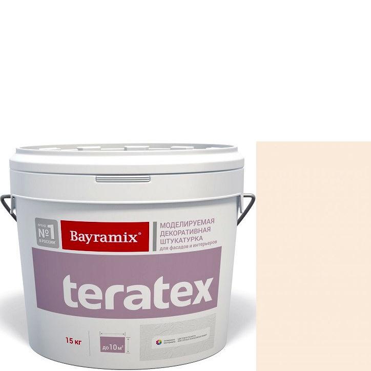 """Фото 4 - Текстурное покрытие Байрамикс """"Тератекс 065"""" (Teratex) текстурное моделируемое с эффектом """"крупная шуба""""  [15кг]  Bayramix."""
