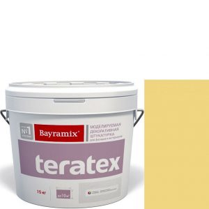 """Фото 5 - Текстурное покрытие Байрамикс """"Тератекс 066"""" (Teratex) текстурное моделируемое с эффектом """"крупная шуба""""  [15кг]  Bayramix."""