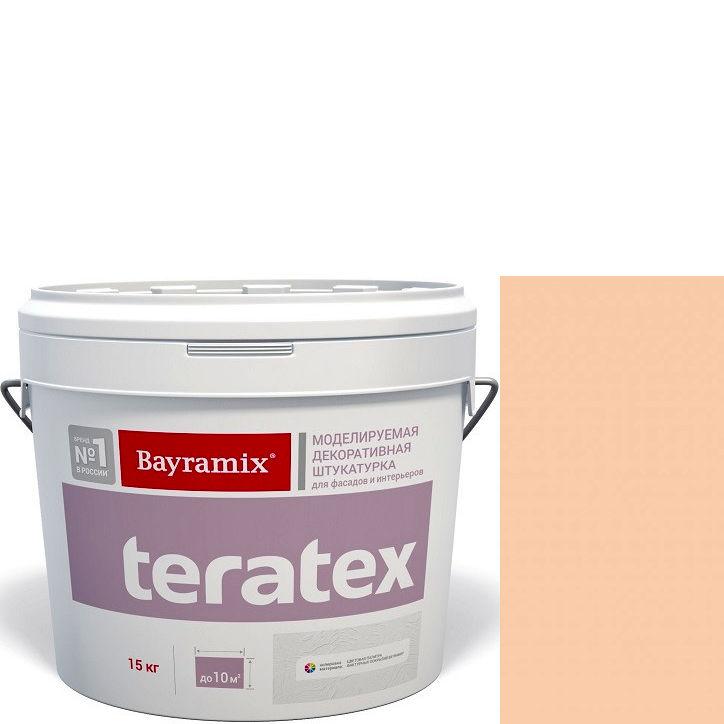 """Фото 6 - Текстурное покрытие Байрамикс """"Тератекс 067"""" (Teratex) текстурное моделируемое с эффектом """"крупная шуба""""  [15кг]  Bayramix."""
