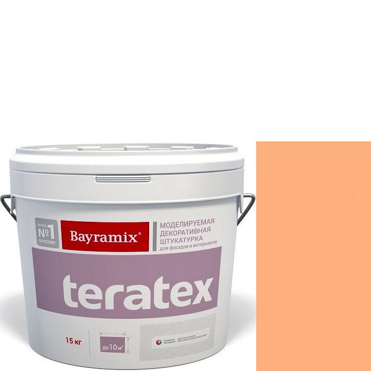 """Фото 10 - Текстурное покрытие Байрамикс """"Тератекс 072"""" (Teratex) текстурное моделируемое с эффектом """"крупная шуба""""  [15кг]  Bayramix."""