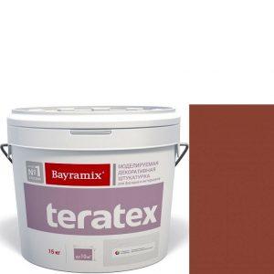 """Фото 11 - Текстурное покрытие Байрамикс """"Тератекс 073"""" (Teratex) текстурное моделируемое с эффектом """"крупная шуба""""  [15кг]  Bayramix."""