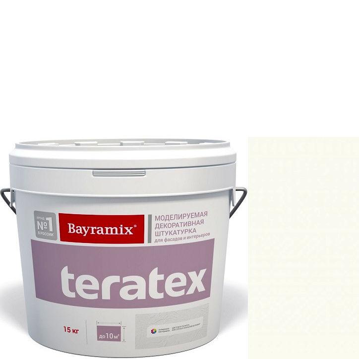 """Фото 12 - Текстурное покрытие Байрамикс """"Тератекс 074"""" (Teratex) текстурное моделируемое с эффектом """"крупная шуба""""  [15кг]  Bayramix."""