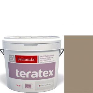 """Фото 15 - Текстурное покрытие Байрамикс """"Тератекс 078"""" (Teratex) текстурное моделируемое с эффектом """"крупная шуба""""  [15кг]  Bayramix."""