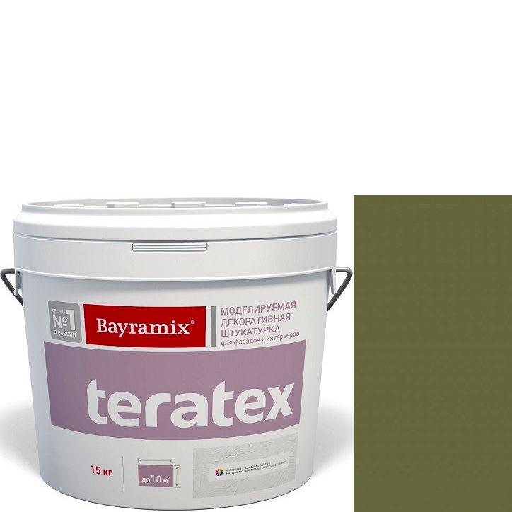 """Фото 16 - Текстурное покрытие Байрамикс """"Тератекс 079"""" (Teratex) текстурное моделируемое с эффектом """"крупная шуба""""  [15кг]  Bayramix."""