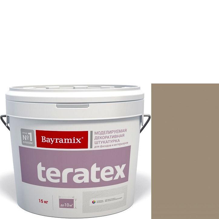 """Фото 17 - Текстурное покрытие Байрамикс """"Тератекс 080"""" (Teratex) текстурное моделируемое с эффектом """"крупная шуба""""  [15кг]  Bayramix."""