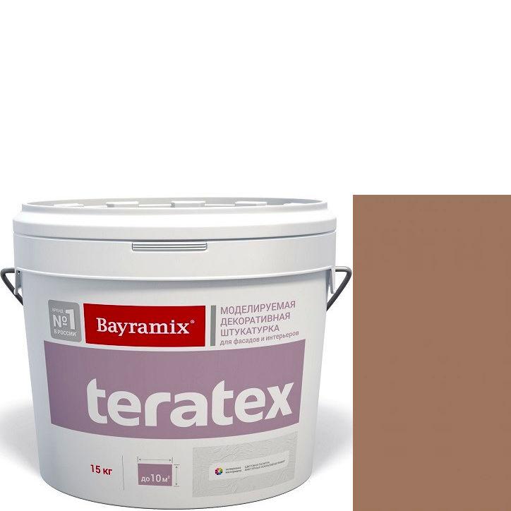"""Фото 19 - Текстурное покрытие Байрамикс """"Тератекс 082"""" (Teratex) текстурное моделируемое с эффектом """"крупная шуба""""  [15кг]  Bayramix."""