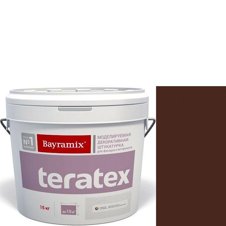 """Фото 21 - Текстурное покрытие Байрамикс """"Тератекс 084"""" (Teratex) текстурное моделируемое с эффектом """"крупная шуба""""  [15кг]  Bayramix."""