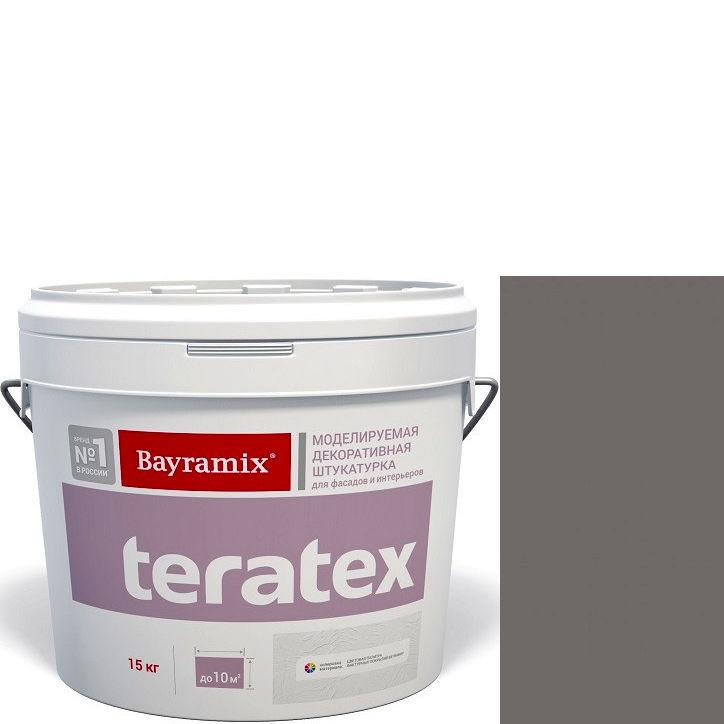 """Фото 22 - Текстурное покрытие Байрамикс """"Тератекс 085"""" (Teratex) текстурное моделируемое с эффектом """"крупная шуба""""  [15кг]  Bayramix."""