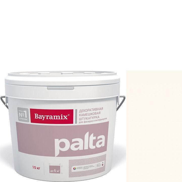 """Фото 1 - Мраморная штукатурка Байрамикс """"Пальта 062"""" (Palta) декоративная камешковая с зернистой фактурой  [15кг] Крупная  Bayramix."""