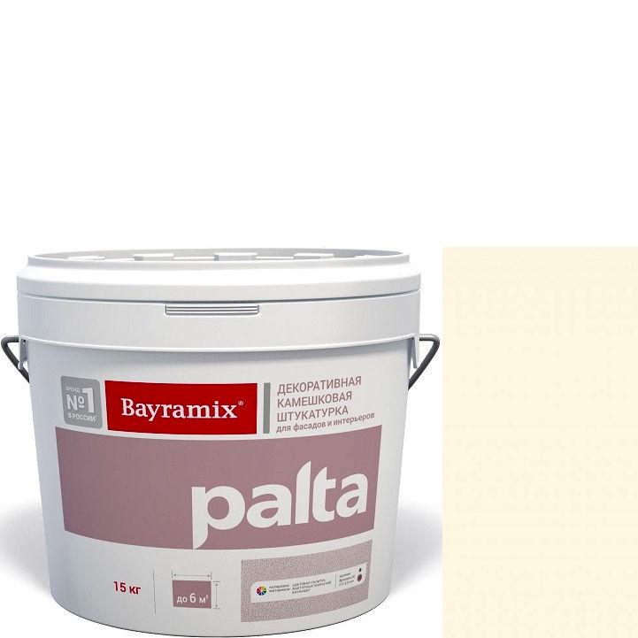 """Фото 3 - Мраморная штукатурка Байрамикс """"Пальта 063"""" (Palta) декоративная камешковая с зернистой фактурой  [15кг] Крупная  Bayramix."""