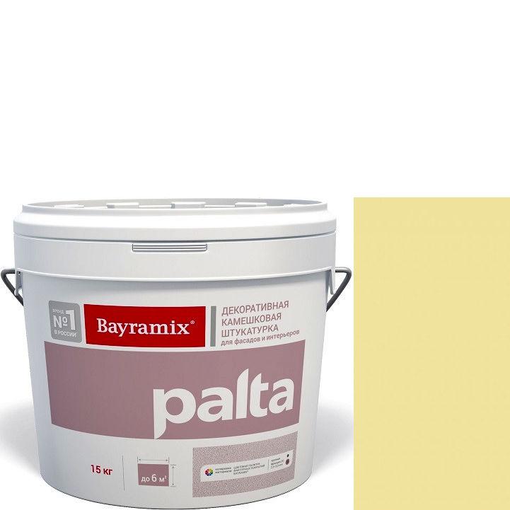 """Фото 5 - Мраморная штукатурка Байрамикс """"Пальта 064"""" (Palta) декоративная камешковая с зернистой фактурой  [15кг] Крупная  Bayramix."""
