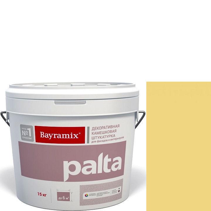 """Фото 9 - Мраморная штукатурка Байрамикс """"Пальта 066"""" (Palta) декоративная камешковая с зернистой фактурой  [15кг] Крупная  Bayramix."""