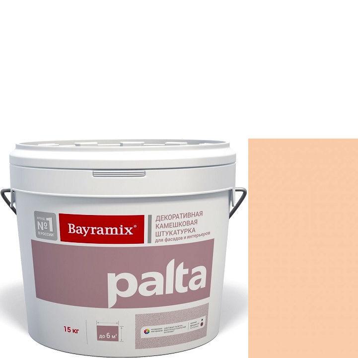 """Фото 11 - Мраморная штукатурка Байрамикс """"Пальта 067"""" (Palta) декоративная камешковая с зернистой фактурой  [15кг] Крупная  Bayramix."""