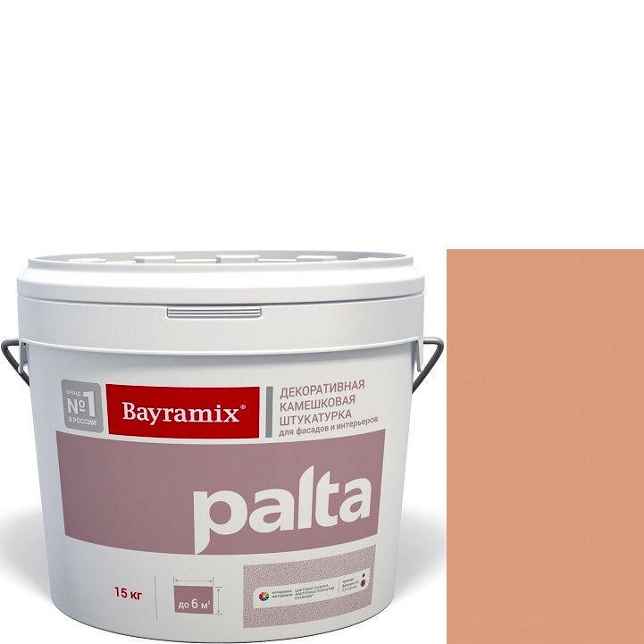 """Фото 15 - Мраморная штукатурка Байрамикс """"Пальта 069"""" (Palta) декоративная камешковая с зернистой фактурой  [15кг] Крупная  Bayramix."""
