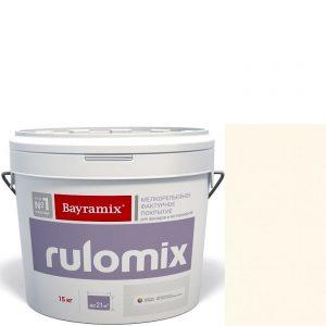 """Фото 1 - Текстурное покрытие Байрамикс """"Руломикс 062"""" (Rulomix) фактурное с эффектом """"мелкая шуба""""  [15кг]  Bayramix."""