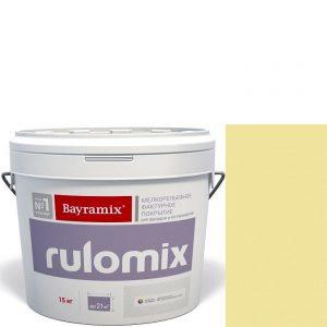 """Фото 1 - Текстурное покрытие Байрамикс """"Руломикс 064"""" (Rulomix) фактурное с эффектом """"мелкая шуба""""  [15кг]  Bayramix."""