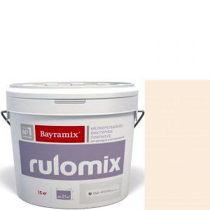 """Фото 4 - Текстурное покрытие Байрамикс """"Руломикс 065"""" (Rulomix) фактурное с эффектом """"мелкая шуба""""  [15кг]  Bayramix."""