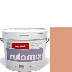 """Фото 8 - Текстурное покрытие Байрамикс """"Руломикс 069"""" (Rulomix) фактурное с эффектом """"мелкая шуба""""  [15кг]  Bayramix."""