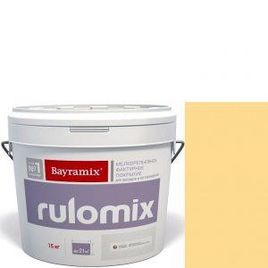 """Фото 9 - Текстурное покрытие Байрамикс """"Руломикс 070"""" (Rulomix) фактурное с эффектом """"мелкая шуба""""  [15кг]  Bayramix."""