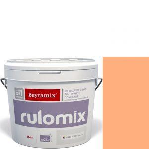 """Фото 11 - Текстурное покрытие Байрамикс """"Руломикс 072"""" (Rulomix) фактурное с эффектом """"мелкая шуба""""  [15кг]  Bayramix."""