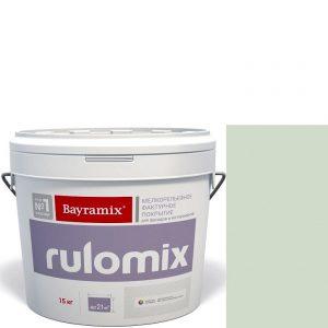 """Фото 14 - Текстурное покрытие Байрамикс """"Руломикс 075"""" (Rulomix) фактурное с эффектом """"мелкая шуба""""  [15кг]  Bayramix."""