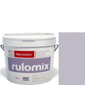 """Фото 15 - Текстурное покрытие Байрамикс """"Руломикс 076"""" (Rulomix) фактурное с эффектом """"мелкая шуба""""  [15кг]  Bayramix."""