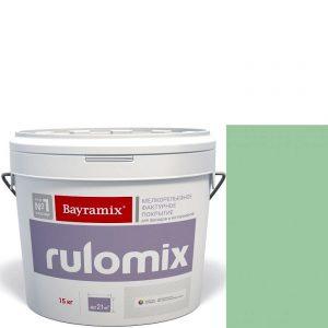 """Фото 16 - Текстурное покрытие Байрамикс """"Руломикс 077"""" (Rulomix) фактурное с эффектом """"мелкая шуба""""  [15кг]  Bayramix."""