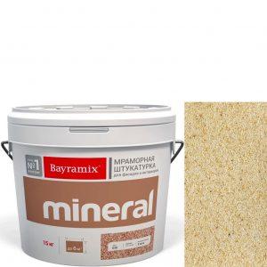 "Фото 17 - Мраморная штукатурка Байрамикс ""Минерал 384"" (Mineral цвет Saftas) мозаичная, фракция 0,7-1,2 мм [15кг] Bayramix."