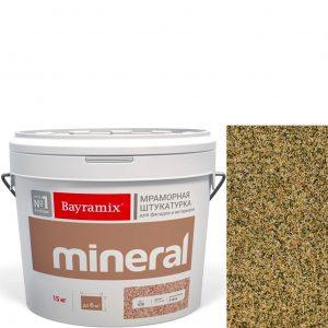 "Фото 19 - Мраморная штукатурка Байрамикс ""Минерал 386"" (Mineral цвет Saftas) мозаичная, фракция 0,7-1,2 мм [15кг] Bayramix."