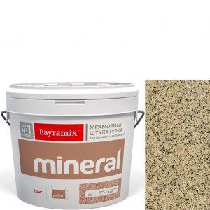 "Фото 20 - Мраморная штукатурка Байрамикс ""Минерал 387"" (Mineral цвет Saftas) мозаичная, фракция 0,7-1,2 мм [15кг] Bayramix."