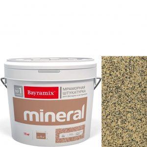 "Фото 22 - Мраморная штукатурка Байрамикс ""Минерал 389"" (Mineral цвет Saftas) мозаичная, фракция 0,7-1,2 мм [15кг] Bayramix."