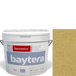 """Фото 7 - Текстурное покрытие """"Байтера Короед 064"""" (Baytera) фактурное для внутр/наружных работ  [крупная фракция (K) 2,5 - 3 мм] [15кг]  Bayramix."""