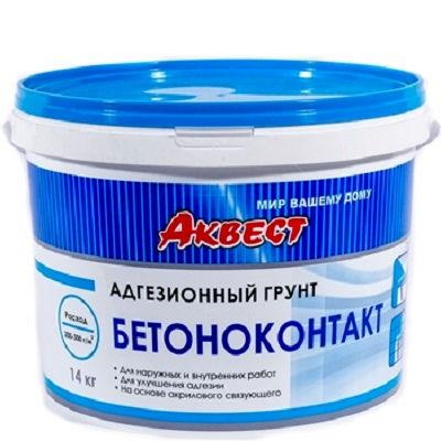 """Фото 5 - Грунт """"Бетоноконтакт"""" специальный адгезионный-14 кг."""