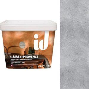 "Фото 11 - Штукатурка АйДи Деко ""Le Mas de Provence Ницца"" декоративная с эффектом ""Прованс""  [15кг] ID Deco."