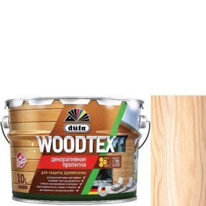 """Фото 2 - Пропитка Дюфа """"Вуд Текс"""" (Woodtex) Бесцветная, алкидная полуматовая для защиты древесины  [10л] Dufa."""