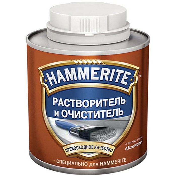 Фото 4 - Растворитель и Очиститель Хаммерайт [10л] Hammerite.