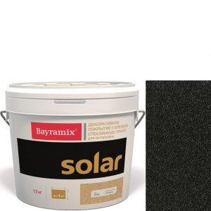 """Фото 1 - Декоративное покрытие Байрамикс """"Солар S201 Антрацит"""" (Solar) с эффектом перламутра [12кг] Bayramix."""