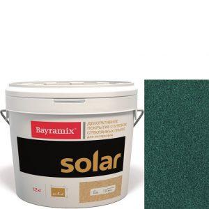 """Фото 3 - Декоративное покрытие Байрамикс """"Солар S211 Бирюзовое"""" (Solar) с эффектом перламутра [12кг] Bayramix."""