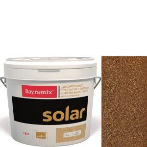 """Фото 7 - Декоративное покрытие Байрамикс """"Солар S226 Медное"""" (Solar) с эффектом перламутра [12кг] Bayramix."""