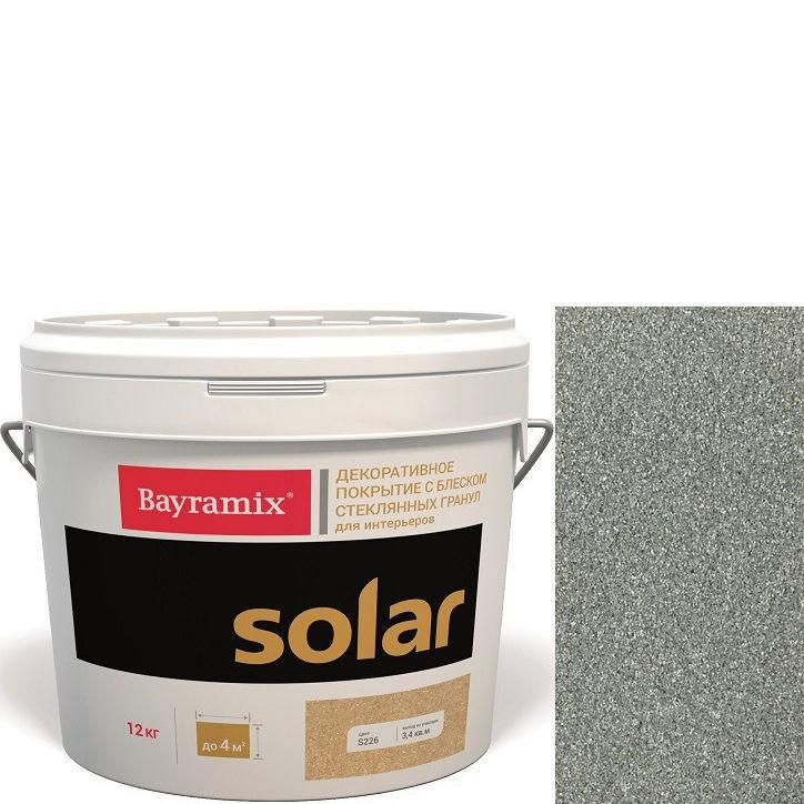 """Фото 15 - Декоративное покрытие Байрамикс """"Солар S247 Стальное"""" (Solar) с эффектом перламутра [12кг] Bayramix."""