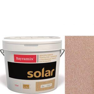 """Фото 5 - Декоративное покрытие Байрамикс """"Солар S224 Слоновая кость"""" (Solar) с эффектом перламутра [12кг] Bayramix."""