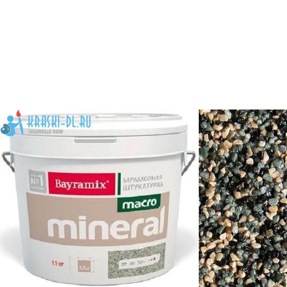 "Фото 1 - Мраморная штукатурка Байрамикс ""Макроминерал 1017"" (Macro Mineral) мраморная, фракция Macro 1,5-2,0 мм  [15кг]  Bayramix."